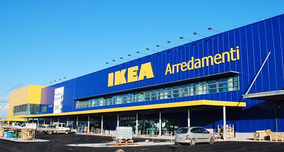 Ikea catania dove si trova for Ikea catania